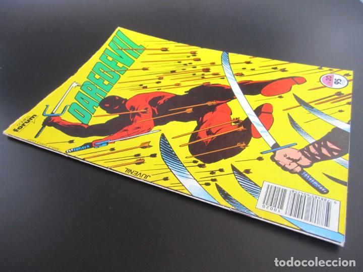 Cómics: DAREDEVIL (1983, FORUM / PLANETA-DEAGOSTINI) 20 · X-1984 · DAREDEVIL - Foto 3 - 199687307