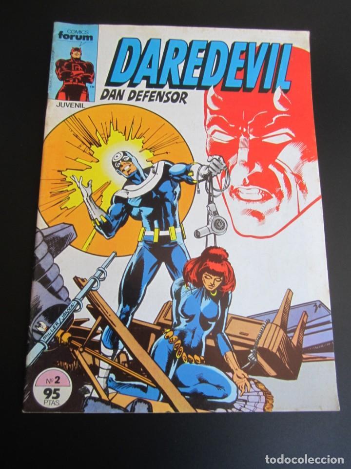 DAREDEVIL (1983, FORUM / PLANETA-DEAGOSTINI) 2 · IV-1983 · DAREDEVIL (Tebeos y Comics - Forum - Daredevil)