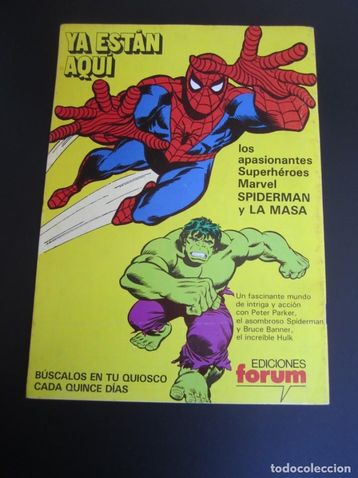 Cómics: DAREDEVIL (1983, FORUM / PLANETA-DEAGOSTINI) 2 · IV-1983 · DAREDEVIL - Foto 2 - 199714767