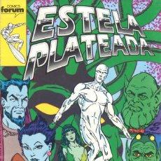 Cómics: ESTELA PLATEADA. NUMERO 5 FORUM. SILVER SURFER. Lote 199718151