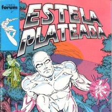 Cómics: ESTELA PLATEADA. NUMERO 6 FORUM. SILVER SURFER. Lote 199718226