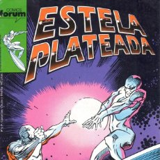 Cómics: ESTELA PLATEADA. NUMERO 10 FORUM. SILVER SURFER. Lote 199718460