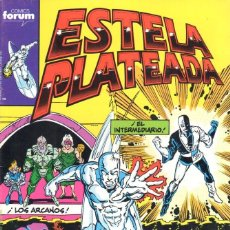 Cómics: ESTELA PLATEADA. NUMERO 13 FORUM. SILVER SURFER. Lote 199718522
