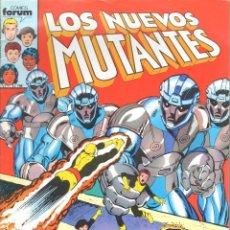 Cómics: LOS NUEVOS MUTANTES NUMERO 2 FORUM.. Lote 199719232