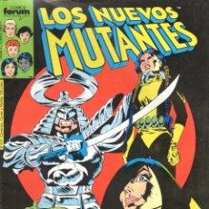 Cómics: LOS NUEVOS MUTANTES NUMERO 5 FORUM.. Lote 199719456