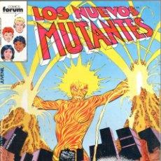 Cómics: LOS NUEVOS MUTANTES NUMERO 12 FORUM.. Lote 199719522