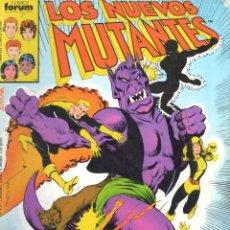 Cómics: LOS NUEVOS MUTANTES NUMERO 14 FORUM.. Lote 199719641