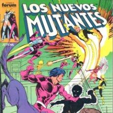 Cómics: LOS NUEVOS MUTANTES NUMERO 16 FORUM.. Lote 199719700