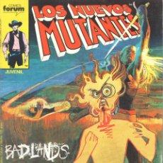 Cómics: LOS NUEVOS MUTANTES NUMERO 20 FORUM.. Lote 199719861