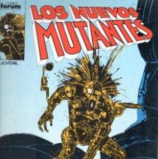 Cómics: LOS NUEVOS MUTANTES NUMERO 22 FORUM.. Lote 249187565