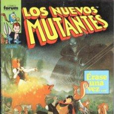Cómics: LOS NUEVOS MUTANTES NUMERO 23 FORUM.. Lote 199719961