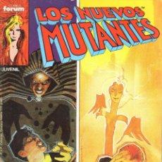 Cómics: LOS NUEVOS MUTANTES NUMERO 24 FORUM.. Lote 199720030