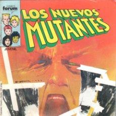 Cómics: LOS NUEVOS MUTANTES NUMERO 27 FORUM.. Lote 199720115