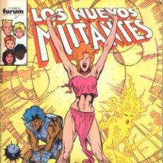 Cómics: LOS NUEVOS MUTANTES NUMERO 33 FORUM.. Lote 199720581