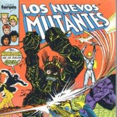 Cómics: LOS NUEVOS MUTANTES NUMERO 35 FORUM.. Lote 199720663