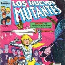 Cómics: LOS NUEVOS MUTANTES NUMERO 36 FORUM.. Lote 199720755