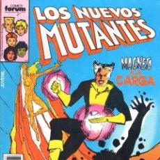 Cómics: LOS NUEVOS MUTANTES NUMERO 37 FORUM.. Lote 199720838
