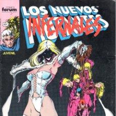 Cómics: LOS NUEVOS MUTANTES NUMERO 39 FORUM.. Lote 199720870
