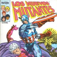Cómics: LOS NUEVOS MUTANTES NUMERO 40 FORUM.. Lote 199720910