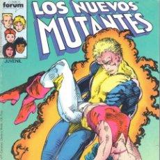 Cómics: LOS NUEVOS MUTANTES NUMERO 41 FORUM.. Lote 199720933