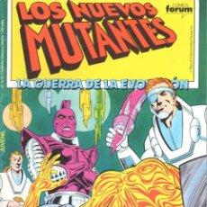 Cómics: LOS NUEVOS MUTANTES NUMERO 42 FORUM.. Lote 199720986