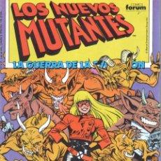 Cómics: LOS NUEVOS MUTANTES NUMERO 43 FORUM.. Lote 199721042