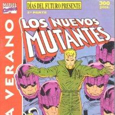 Cómics: LOS NUEVOS MUTANTES ESPECIAL EXTRA VERANO 1991 FORUM.. Lote 199722062