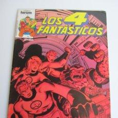Cómics: 4 FANTASTICOS, LOS (1983, FORUM / PLANETA-DEAGOSTINI) 10 · X-1983 · LOS 4 FANTASTICOS Nº 10. Lote 199752320