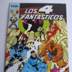 Cómics: 4 FANTASTICOS, LOS (1983, FORUM / PLANETA-DEAGOSTINI) 29 · V-1985 · LOS 4 FANTASTICOS Nº 29. Lote 199805746