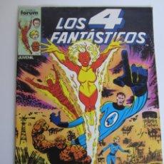 Cómics: 4 FANTASTICOS, LOS (1983, FORUM / PLANETA-DEAGOSTINI) 23 · XI-1984 · LOS 4 FANTASTICOS Nº 23. Lote 199807852