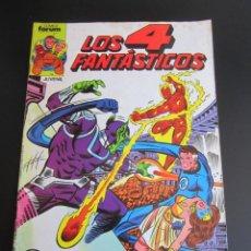 Cómics: 4 FANTASTICOS, LOS (1983, FORUM / PLANETA-DEAGOSTINI) 2 · III-1983 · LOS 4 FANTASTICOS Nº 2. Lote 199814423