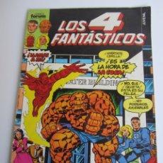 Cómics: 4 FANTASTICOS, LOS (1983, FORUM / PLANETA-DEAGOSTINI) 1 · II-1983 · LOS 4 FANTASTICOS Nº 1. Lote 199842840