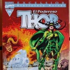 Cómics: BIBLIOTECA MARVEL THOR NÚM. 10, B/N. Lote 199868068