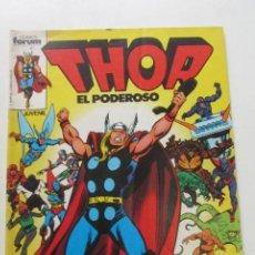 Cómics: THOR EL PODEROSO VOL.1 Nº 1 1983 95 PTS FORUM PRIMER MUCHOS MAS EN VENTA PIDE TUS FALTAS CX51. Lote 199898803