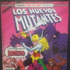 Fumetti: LOS NUEVOS MUTANTES VOL.1 N.48 MARVEL TWO IN ONE CON LOBEZNO . ( 1987/1992 ).. Lote 199932242