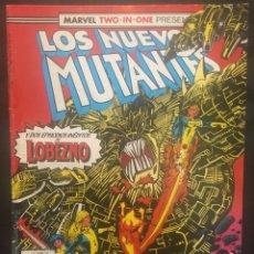 Fumetti: LOS NUEVOS MUTANTES VOL.1 N.46 MARVEL TWO IN ONE CON LOBEZNO . ( 1987/1992 ).. Lote 199932667