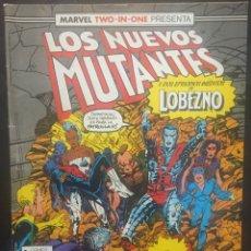 Fumetti: LOS NUEVOS MUTANTES VOL.1 N.45 MARVEL TWO IN ONE CON LOBEZNO . ( 1987/1992 ).. Lote 199932918