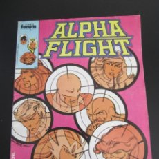 Cómics: ALPHA FLIGHT (1985, FORUM / PLANETA-DEAGOSTINI) 8 · XII-1985 · ALPHA FLIGHT, ALPHA FLIGHT / LA MASA. Lote 199937358