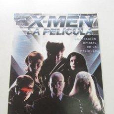 Comics : X-MEN ADAPTACION OFICIAL DE LA PELICULA FORUM MUCHOS MAS A LA VENTA, MIRA TUS FALTAS CX51. Lote 199964023
