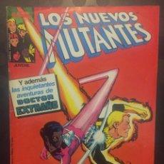 Fumetti: LOS NUEVOS MUTANTES VOL.1 N.17 Y LAS INQUIETANTES AVENTURAS DEL DOCTOR EXTRAÑO . ( 1987/1992 ).. Lote 199974218
