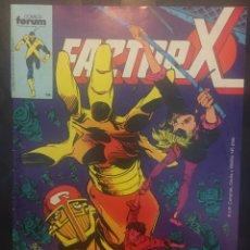 Comics: FACTOR X VOL.1 N.20 SI DEBO MORIR . ( 1988/1995 ).. Lote 199985446