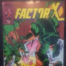 Comics: FACTOR X VOL.1 N.19 TODA ACCIÓN . ( 1988/1995 ).. Lote 199985570