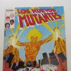 Fumetti: LOS NUEVOS MUTANTES VOL I Nº 12 FORUM MUCHOS MAS A LA VENTA, MIRA TUS FALTAS CX51. Lote 199997986