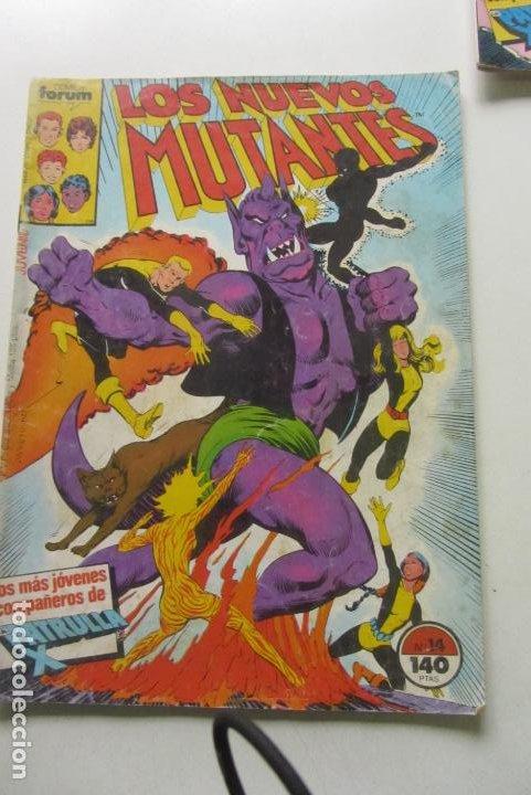 LOS NUEVOS MUTANTES VOL I Nº 14 FORUM MUCHOS MAS A LA VENTA, MIRA TUS FALTAS CX51 (Tebeos y Comics - Forum - Nuevos Mutantes)