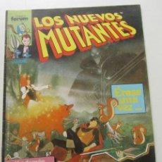 Fumetti: LOS NUEVOS MUTANTES VOL I Nº 23 FORUM MUCHOS MAS A LA VENTA, MIRA TUS FALTAS CX51. Lote 200000373