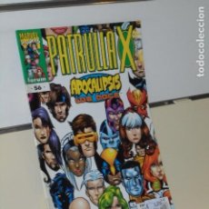 Comics: MARVEL PATRULLA X VOL. 2 Nº 56 - FORUM. Lote 200065280
