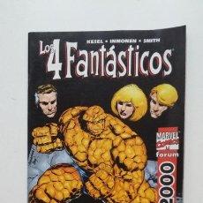 Comics : LOS 4 FANTASTICOS. ANUAL 2000. FORUM. MARVEL COMICS. TDKC51. Lote 200065600