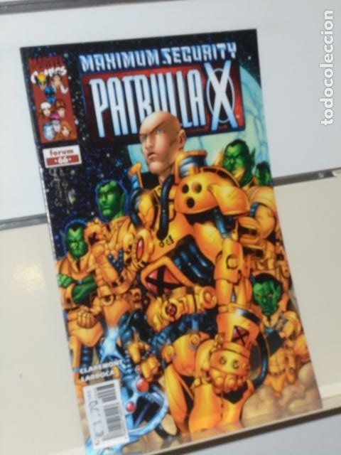 MARVEL PATRULLA X VOL. 2 Nº 66 MAXIMUM SECURITY - FORUM (Tebeos y Comics - Forum - Patrulla X)