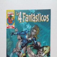 Comics : LOS 4 FANTASTICOS Nº 32. MARVEL COMICS FORUM. TDKC51. Lote 200066791