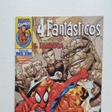 Comics : LOS 4 FANTÁSTICOS VOL. 3 Nº 9. LA ANTORCHA Y SPIDEY ¡JUNTOS DE NUEVO! MARVEL COMICS FORUM TDKC51. Lote 200066893